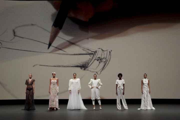 VÍDEO: Desfile completo de Olga Macià 2021 👗 - 1