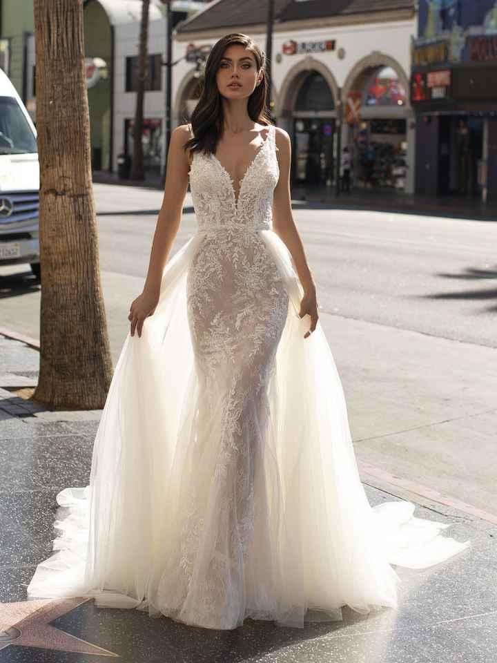 ¿Qué opinas de los vestidos con sobrefalda? 👗 - 1