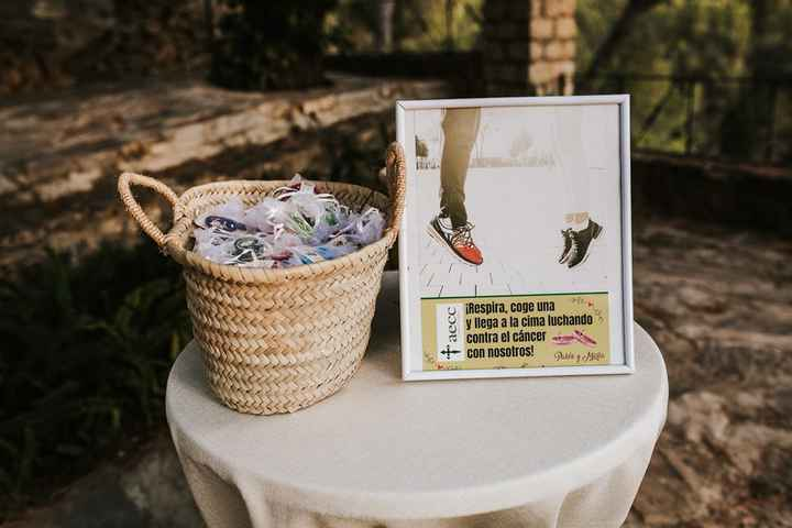 5 detalles de boda originales y prácticos para sorprender a tus invitadxs 😜 - 5
