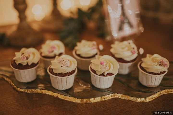 ¿Incluiréis cupcakes en vuestra mesa dulce? 🍭 - 1