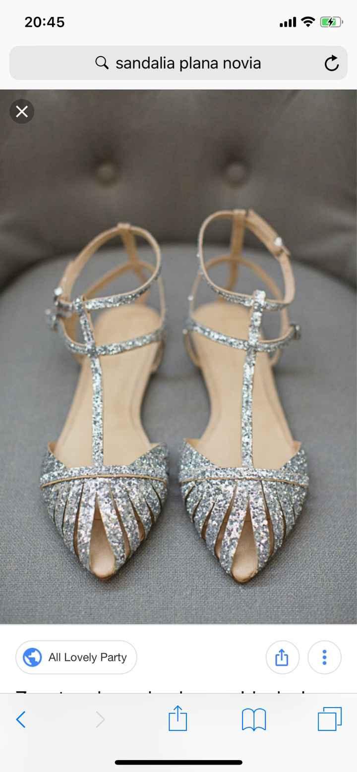 Zapatos planos - 1