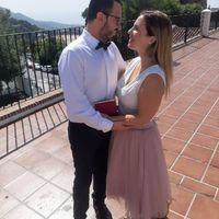 Legalmente casada, mañana será nuestro gran dia - 1