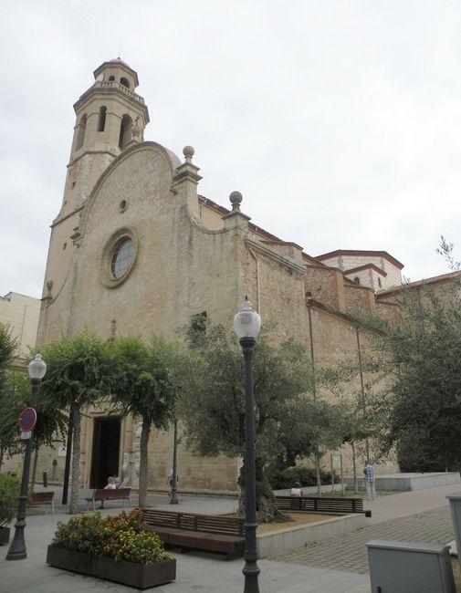 Iglesia por fuera