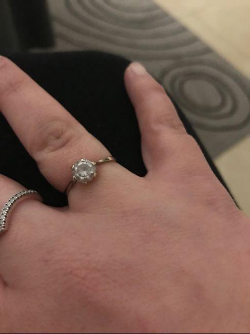 ¿Cómo es tu anillo de compromiso? 💍 4