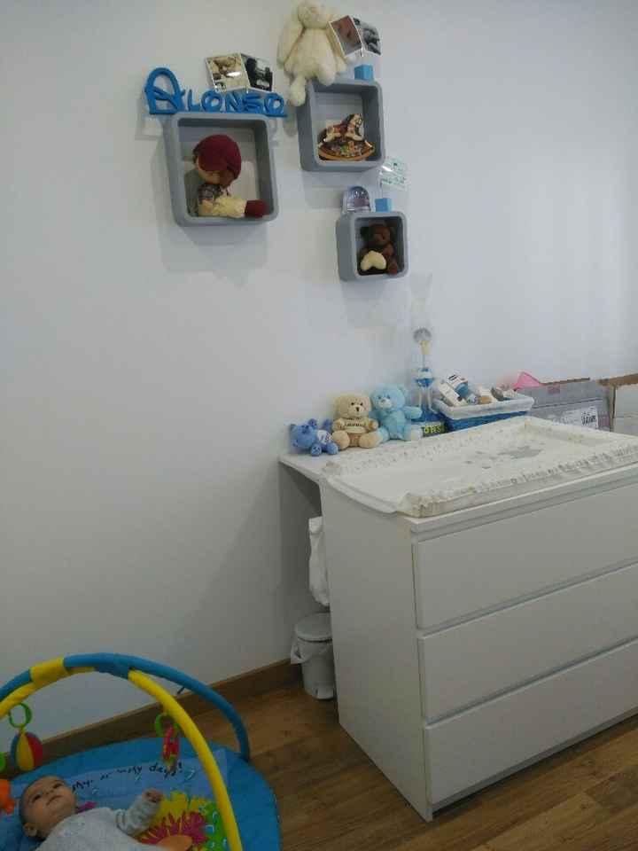Ideas para decorar el dormitorio de nuestro bebe - 4