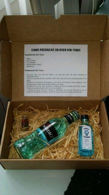 Kit Gin Tonic Pgina 3 Manualidades Foro Bodasnet