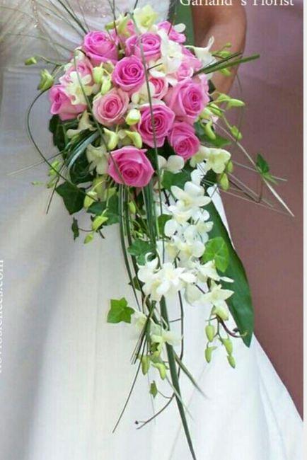 Ramos de novia con color 4 fotos - Fotos ramos de novia ...