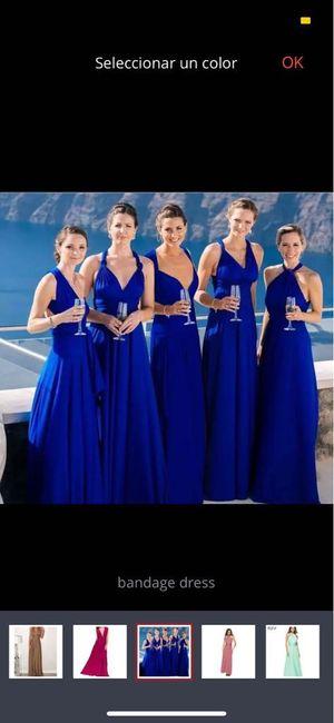 Contemporáneo Vestidos De Dama De Honor Coñac Regalo - Ideas para el ...
