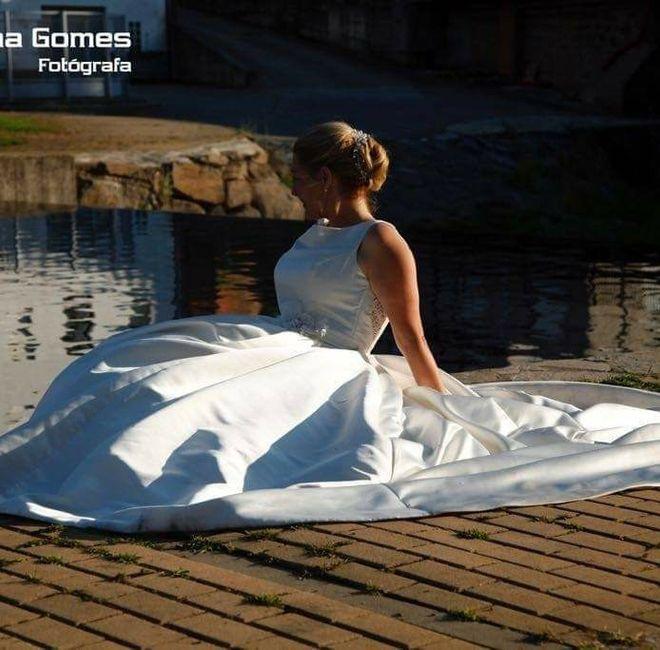 ¿Te atreverías a llevar este vestido en la boda? 😎 2