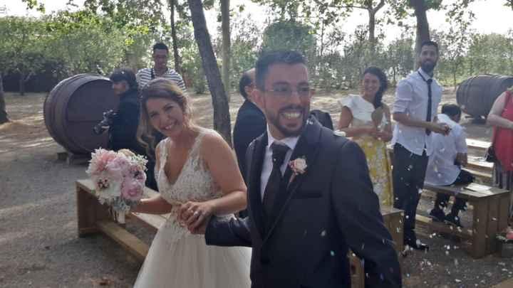Pues ya estamos casados! 😜 - 2