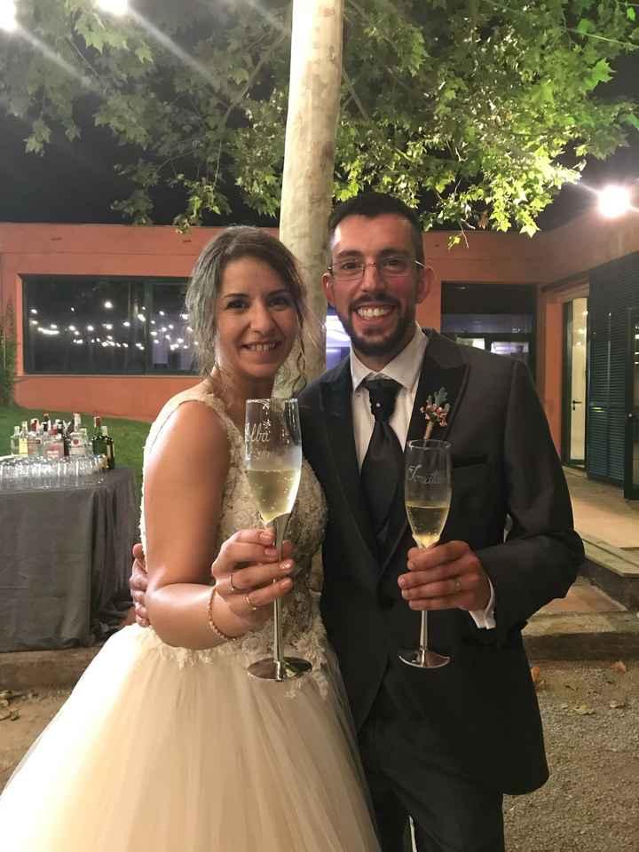 Pues ya estamos casados! 😜 - 7