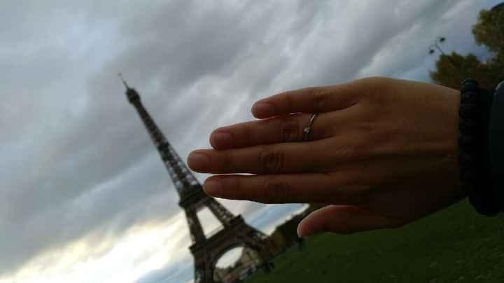 ¿Te gustaría que te pidieran la mano en París? 💍 - 1