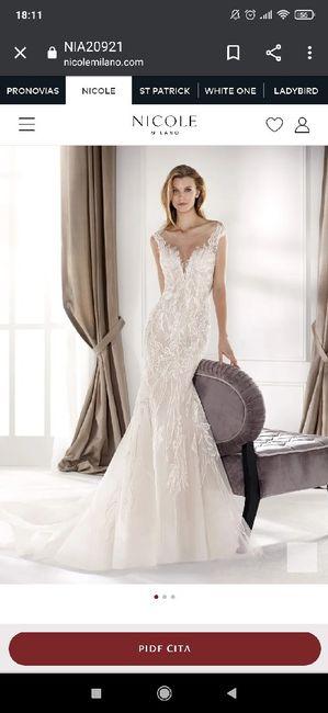 Añadir mangas a tu vestido ¿sí o no? 1