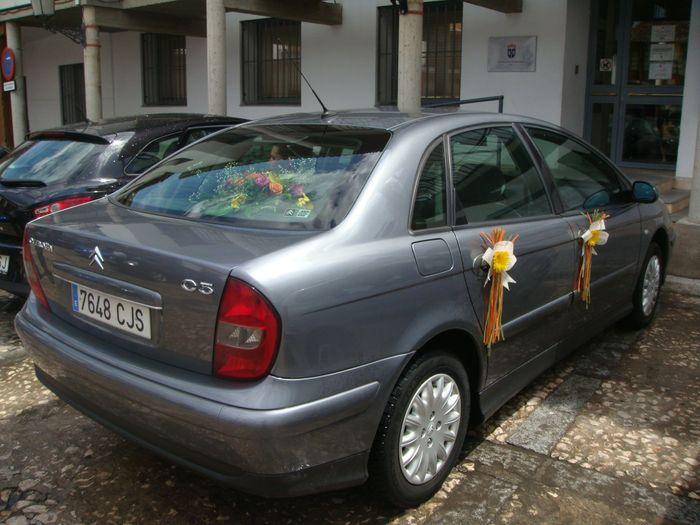 Decoracion coche novia fotos - Decoracion coche novia ...