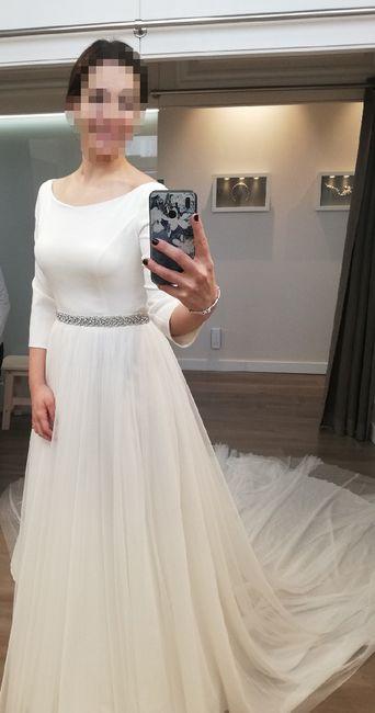 Ayuda con el vestido - 1