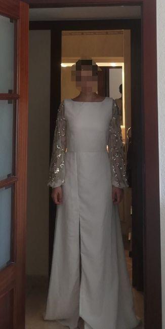 Ayuda con el vestido - 3