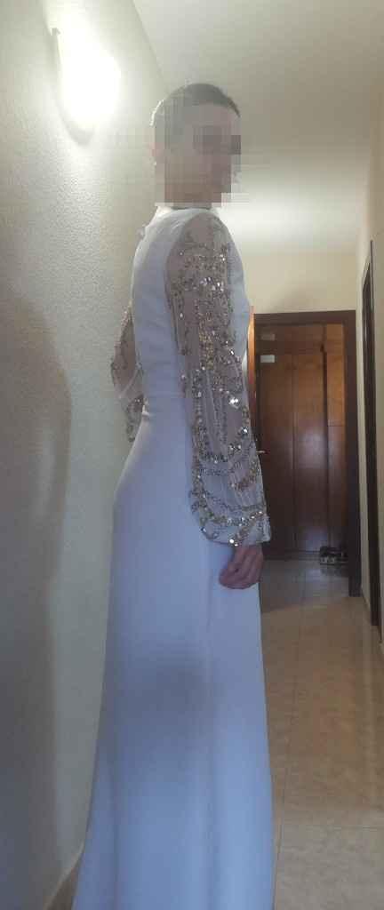 Ayuda con el vestido - 4