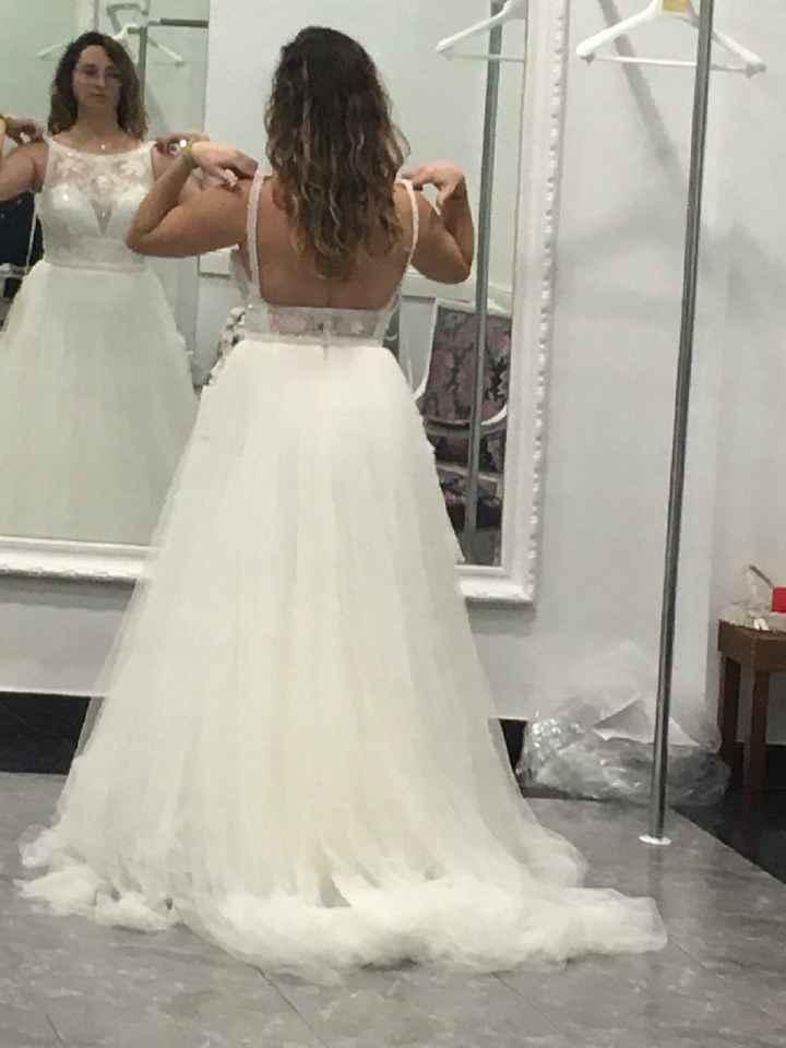 Me caso... ¿Con un vestido clásico o sexy? - 1