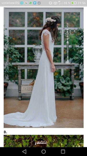 15 vestidos de novia con maxi cola! 1