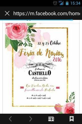 Ferias de bodas asturias 2016!! - 1