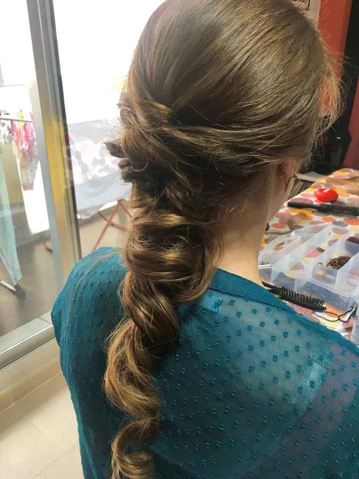 Prueba peinado - 2