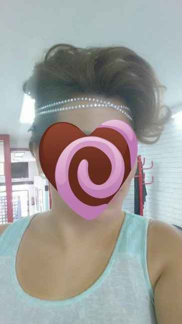 Mi prueba de peinado - 1