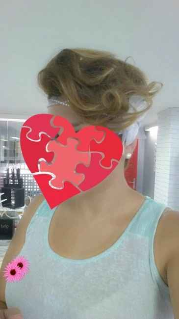 Mi prueba de peinado - 2