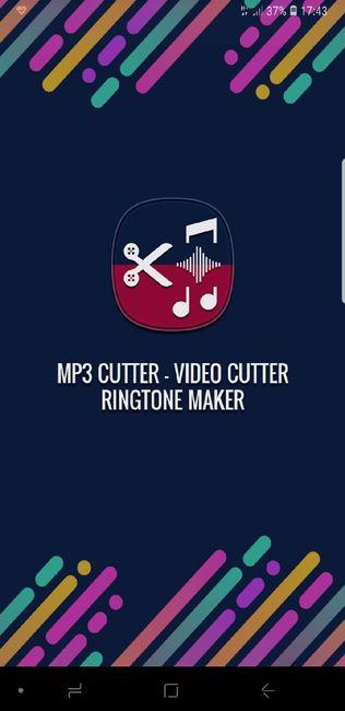 App para mezclar canciones - 1