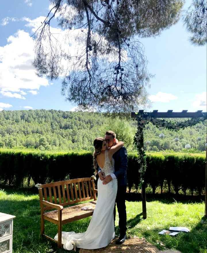 Novios que nos casamos en Masia El Ferrajon 2020 - 2