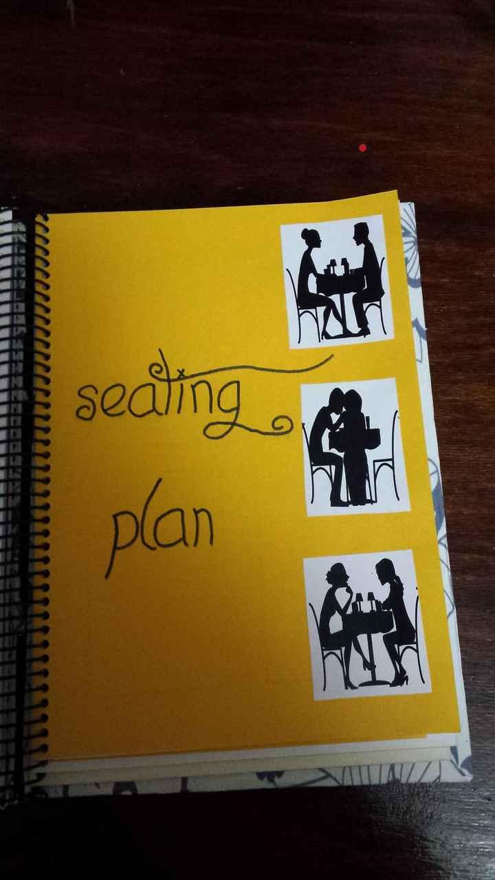 Mi agenda  de boda  - 7