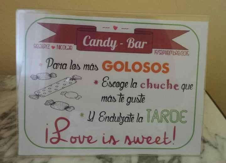 Cartel Candy Bar