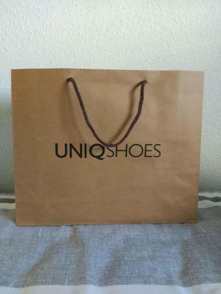 Ya están mis Uniqshoes en casa! - 1