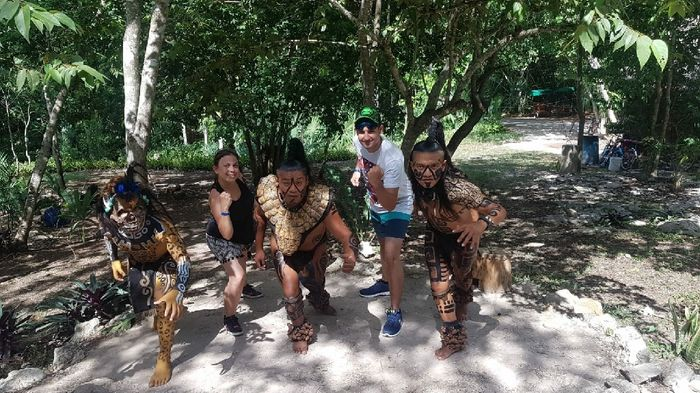 Excursiones riviera Maya 4