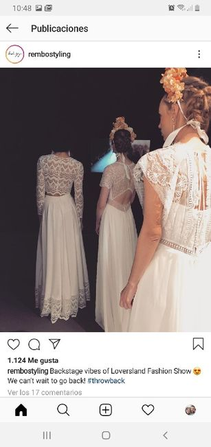 Encontrar tu vestido 2