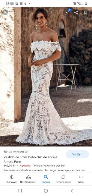Encontrar tu vestido 1
