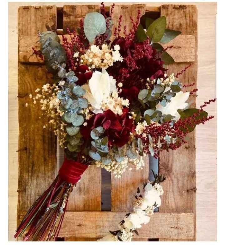 ¿De qué color/es serán las flores de tu ramo? - 1