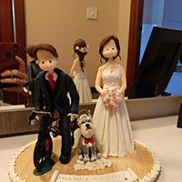 Muñecos para la tarta - 1