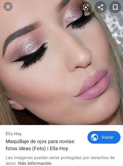 Maquillaje para el día b 10