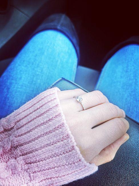 ¡Comparte una foto de tu anillo de pedida! 💍 25