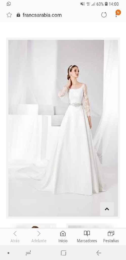 habemus vestido - 2