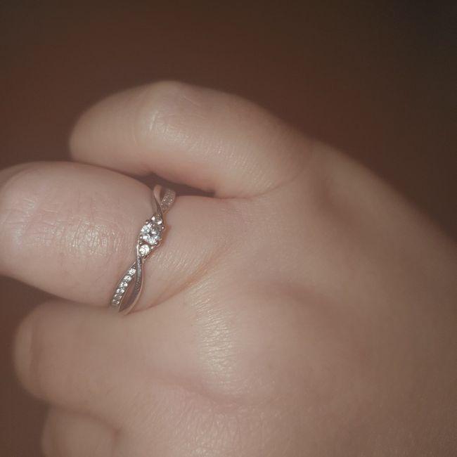 ¿Cómo es tu anillo de compromiso? 💍 21