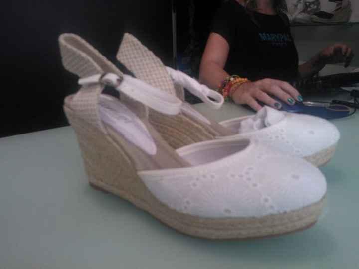 Mis zapatillas para el baile - 1