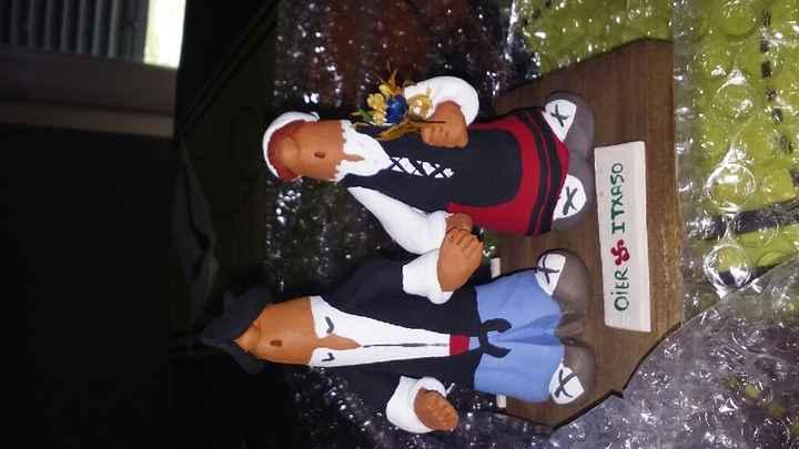 Muñecos para siguientes novios - 2