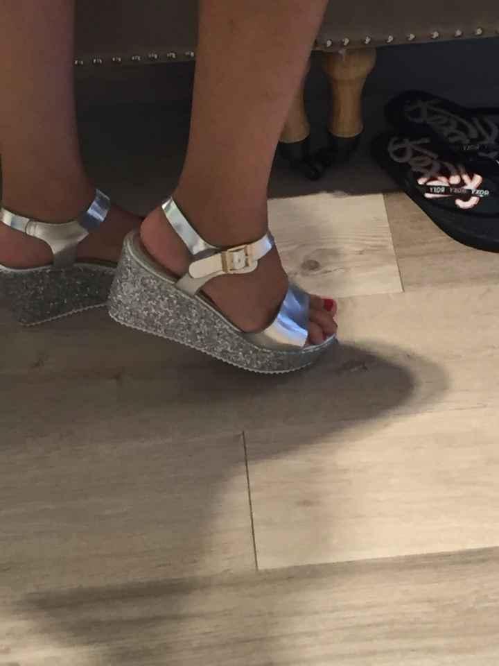 Ya tengo los segundos zapatos!!!!! - 2