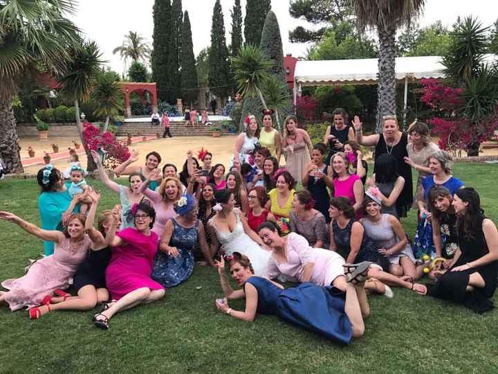 Novios que nos casamos el 3 de Junio de 2017 en Sevilla - 2