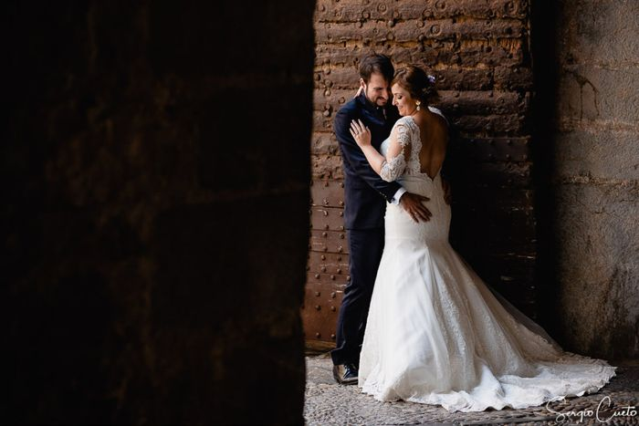 Primer año de casados! Fotos de nuestra boda!! - 8