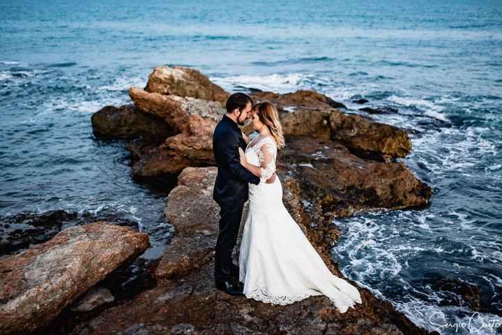 Primer año de casados! Fotos de nuestra boda!! - 2