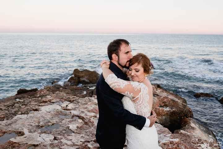 Primer año de casados! Fotos de nuestra boda!! - 6