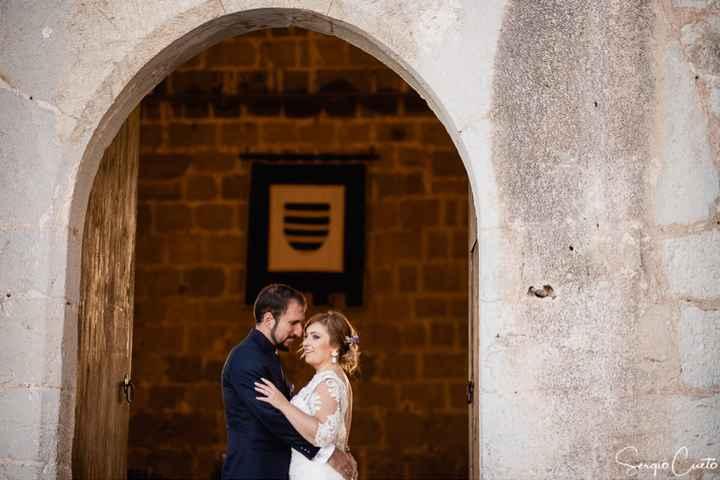 Primer año de casados! Fotos de nuestra boda!! - 17
