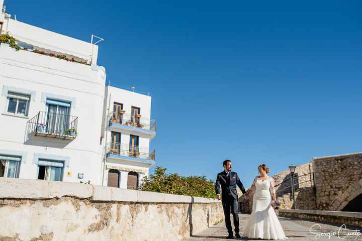 Primer año de casados! Fotos de nuestra boda!! - 32